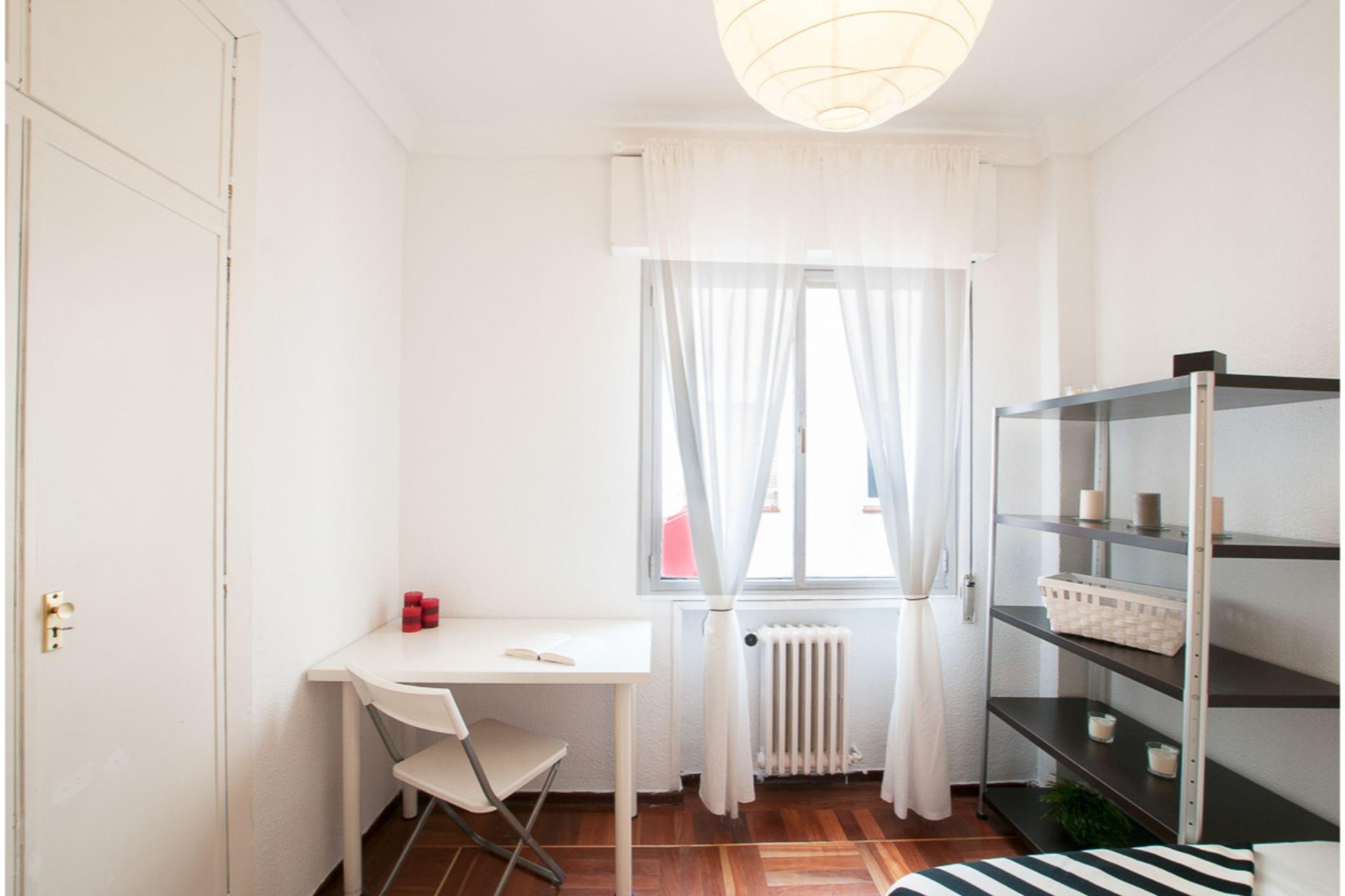 alquiler de habitaciones madrid martha